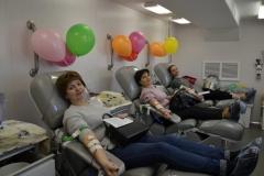 18.04.2019 - Национальный день донора крови